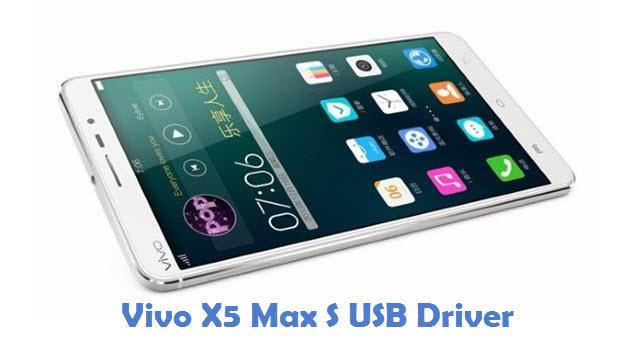 Vivo X5 Max S USB Driver