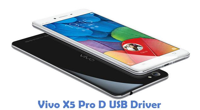 Vivo X5 Pro D USB Driver