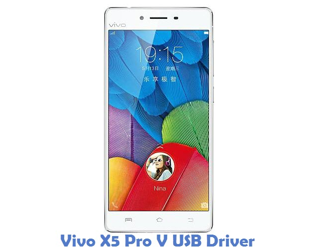 Vivo X5 Pro V USB Driver