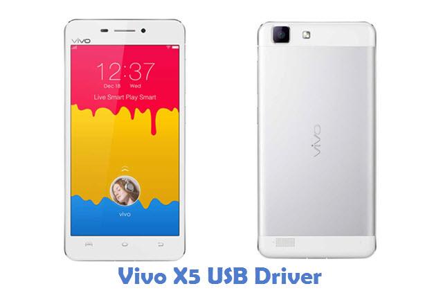 Vivo X5 USB Driver