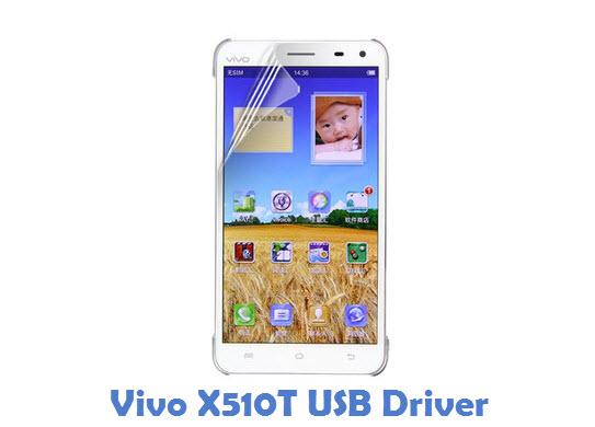 Vivo X510T USB Driver