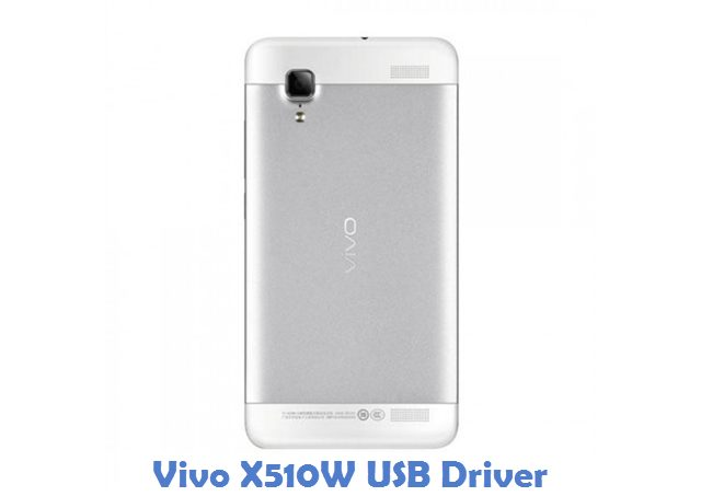 Vivo X510W USB Driver