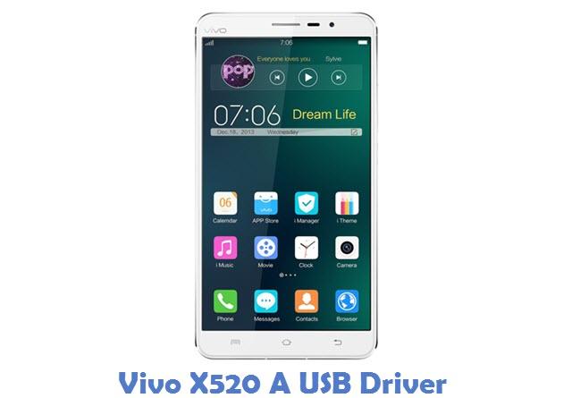 Vivo X520 A USB Driver