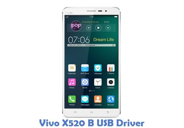 Vivo X520 B USB Driver