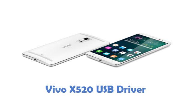Vivo X520 USB Driver