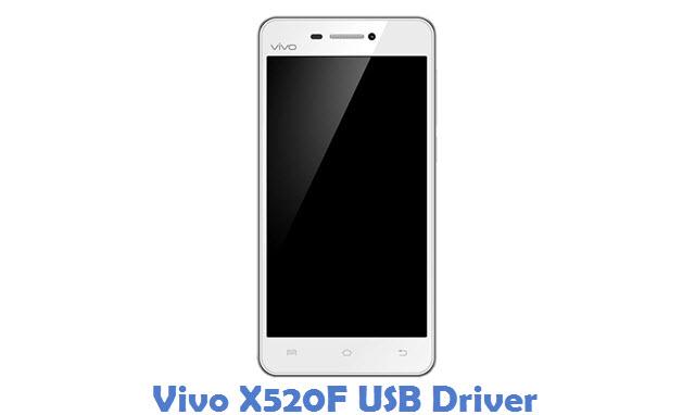 Vivo X520F USB Driver