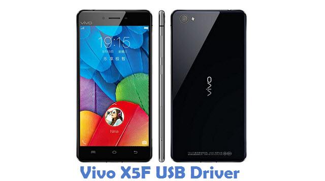 Vivo X5F USB Driver