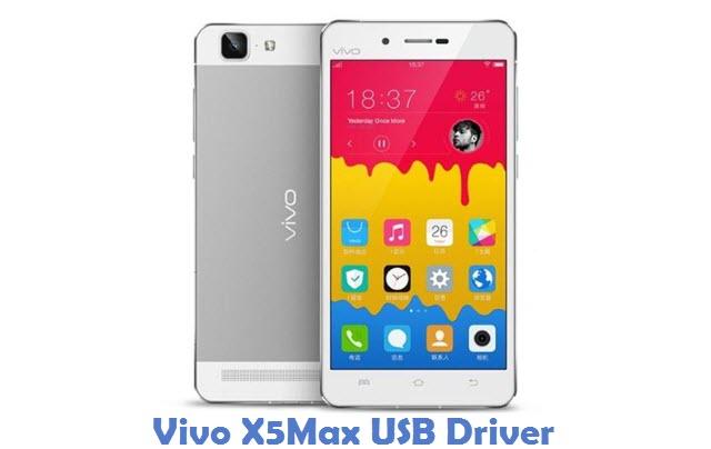 Vivo X5Max USB Driver