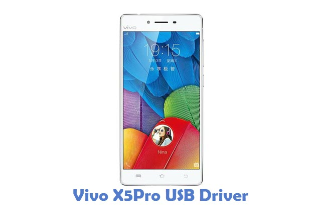 Vivo X5Pro USB Driver