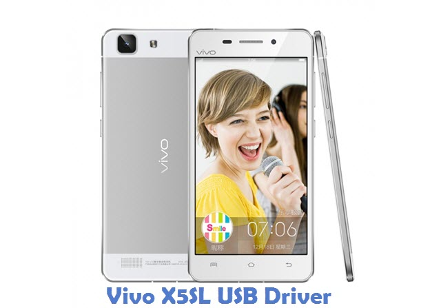 Vivo X5SL USB Driver