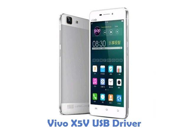 Vivo X5V USB Driver