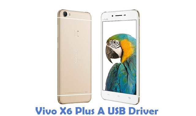 Vivo X6 Plus A USB Driver