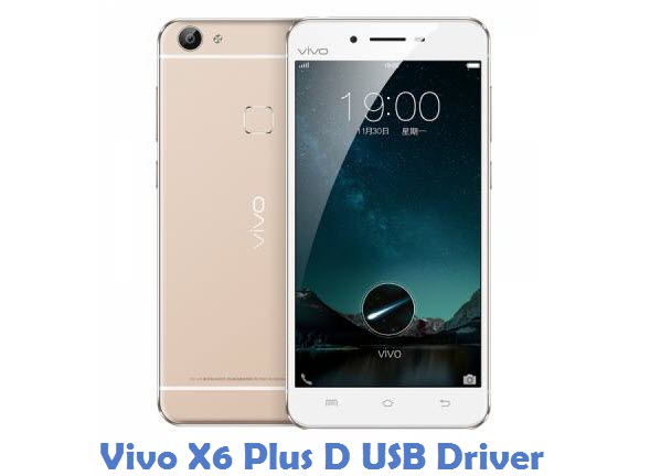 Vivo X6 Plus D USB Driver