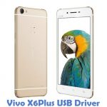 Vivo X6Plus USB Driver