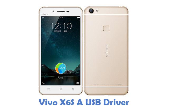 Vivo X6S A USB Driver