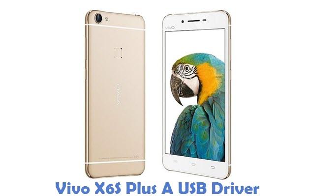 Vivo X6S Plus A USB Driver