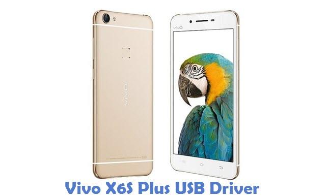Vivo X6S Plus USB Driver
