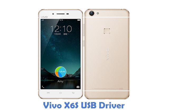 Vivo X6S USB Driver