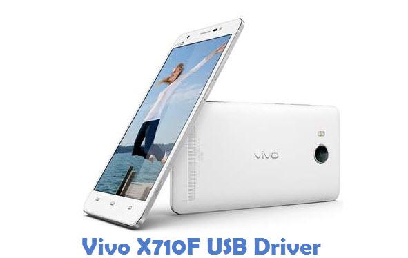 Vivo X710F USB Driver