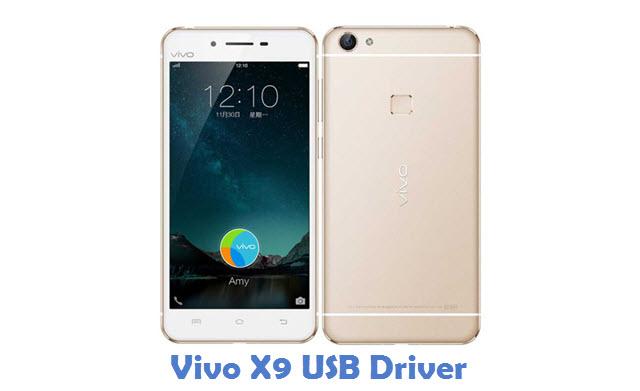 Vivo X9 USB Driver