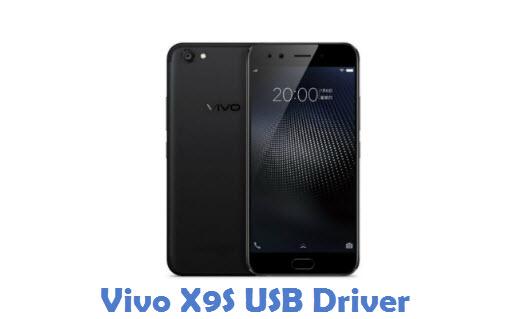 Vivo X9S USB Driver