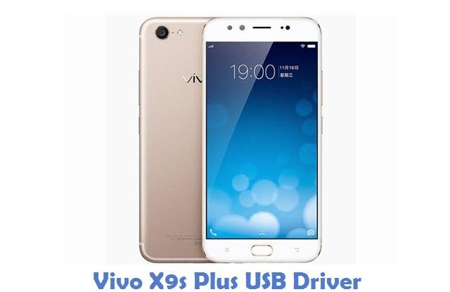 Vivo X9s Plus USB Driver