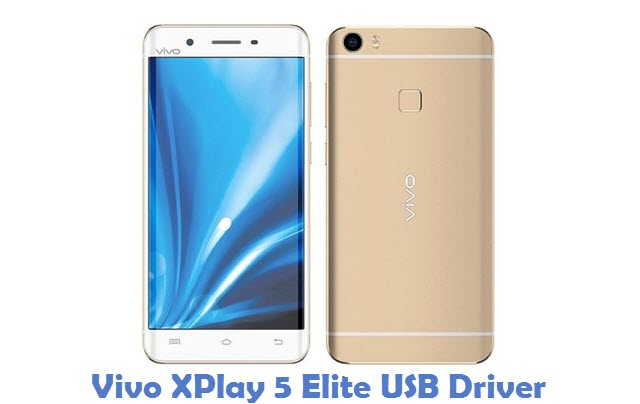 Vivo XPlay 5 Elite USB Driver