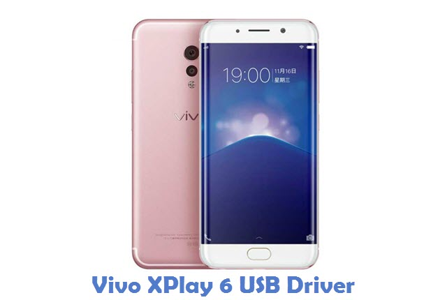 Vivo XPlay 6 USB Driver