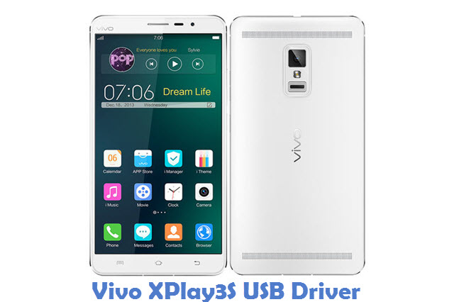Vivo XPlay3S USB Driver