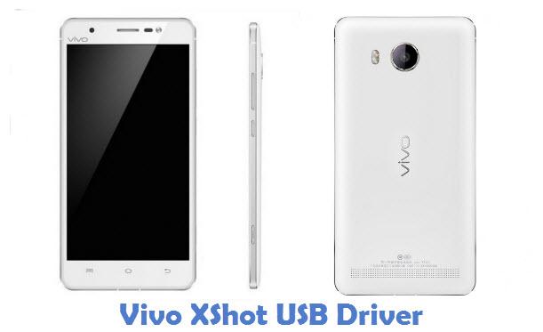 Vivo XShot USB Driver