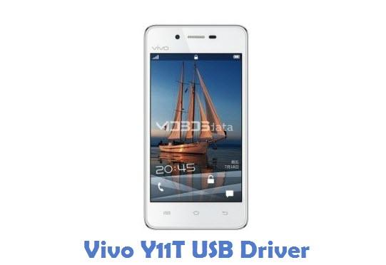 Vivo Y11T USB Driver