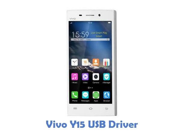 Vivo Y15 USB Driver