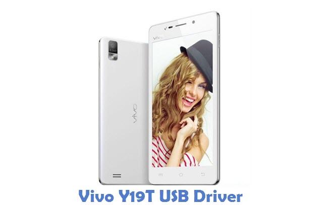 Vivo Y19T USB Driver