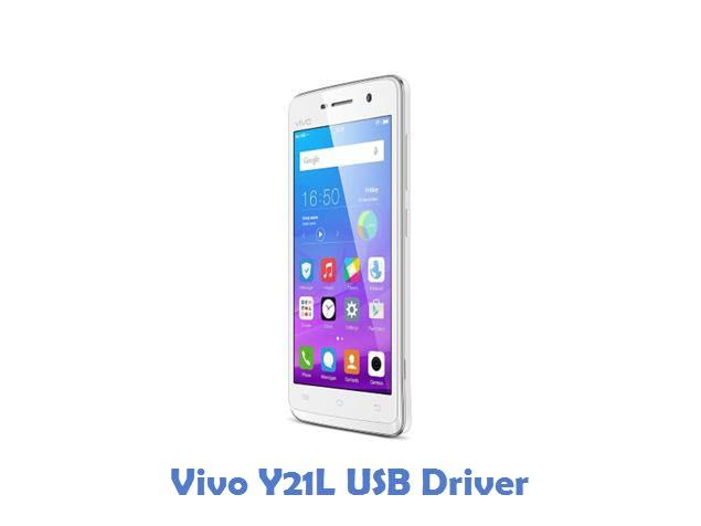 Vivo Y21L USB Driver