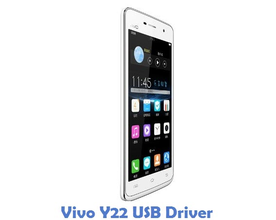 Vivo Y22 USB Driver