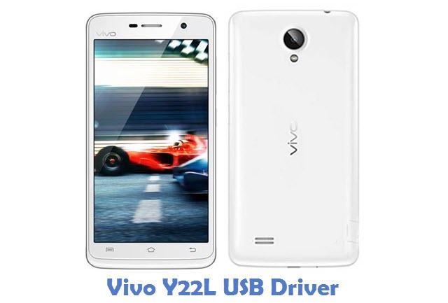 Vivo Y22L USB Driver