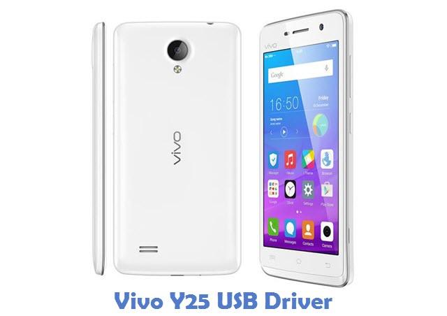 Vivo Y25 USB Driver
