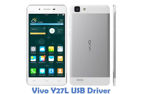 Vivo Y27L USB Driver