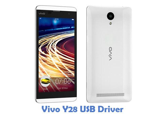 Vivo Y28 USB Driver
