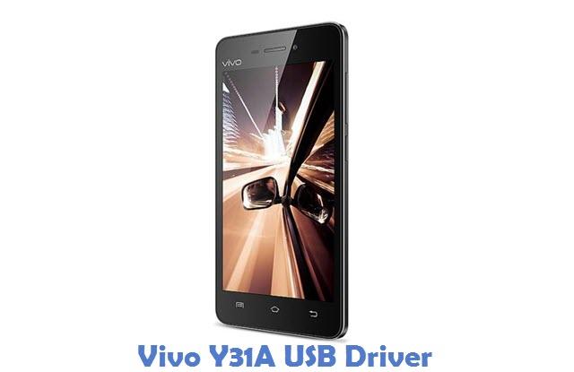Vivo Y31A USB Driver
