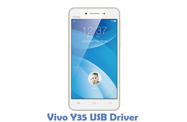 Vivo Y35 USB Driver