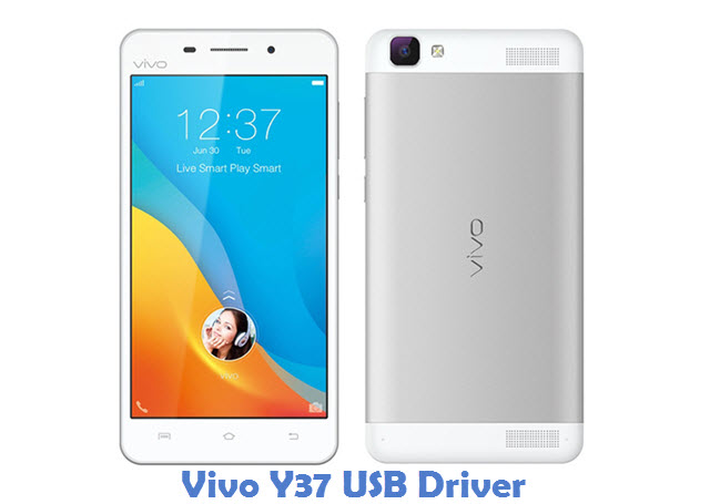 Vivo Y37 USB Driver