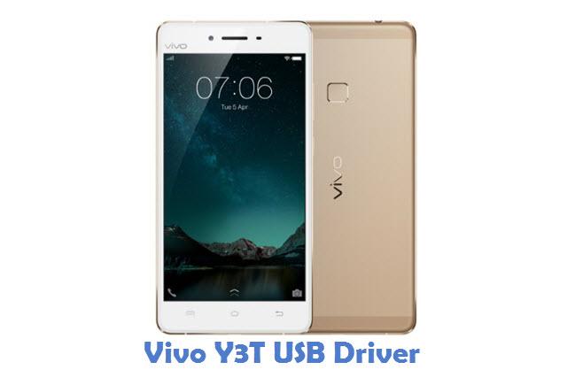 Vivo Y3T USB Driver