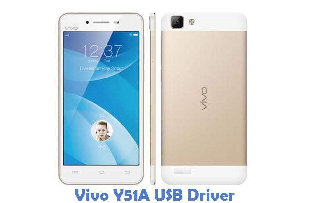 Vivo Y51A USB Driver