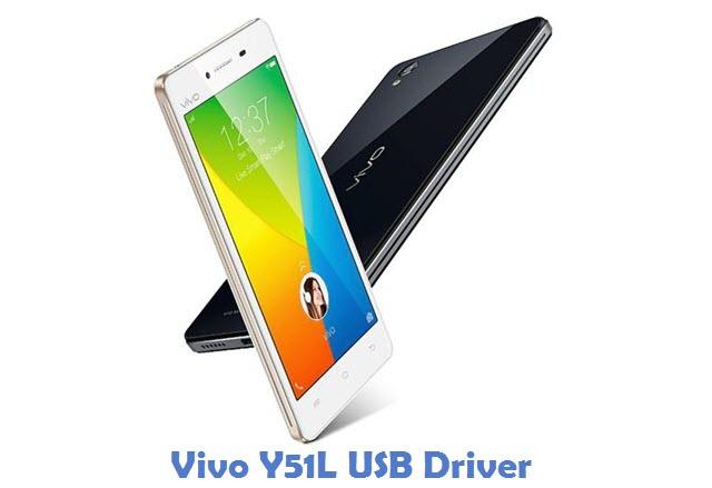 Vivo Y51L USB Driver