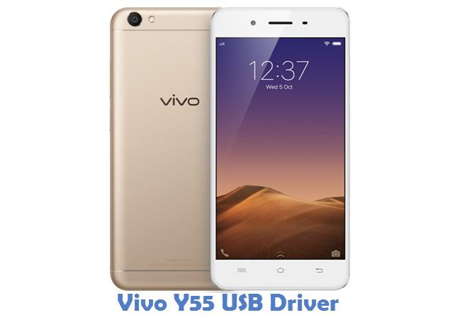 Vivo Y55 USB Driver