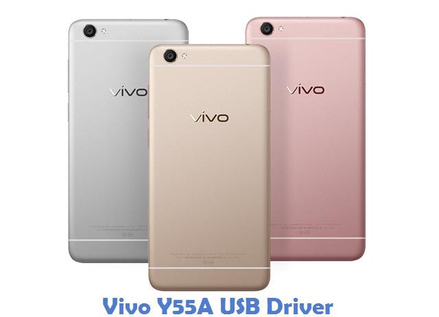 Vivo Y55A USB Driver