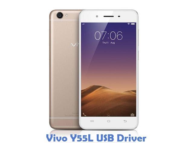 Vivo Y55L USB Driver
