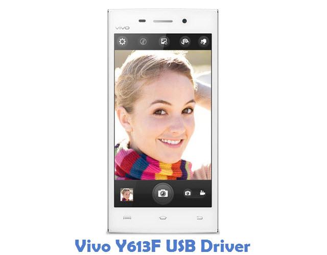 Vivo Y613F USB Driver