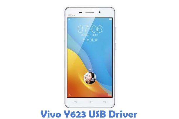 Vivo Y623 USB Driver